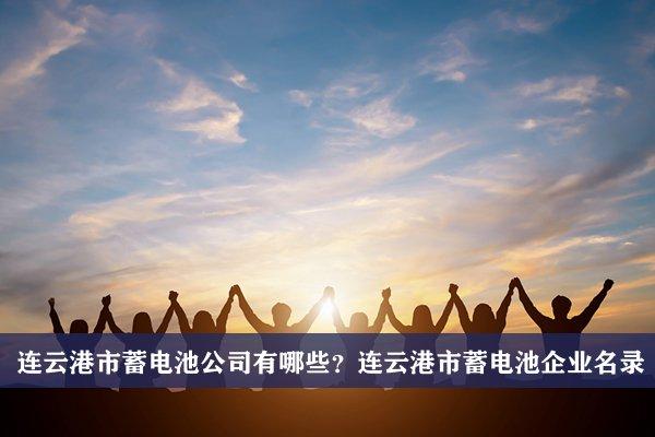 连云港市蓄电池公司有哪些?连云港蓄电池企业名录