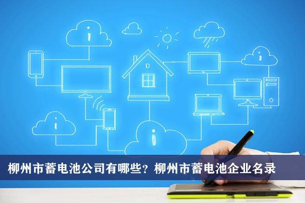 柳州市蓄电池公司有哪些?柳州蓄电池企业名录